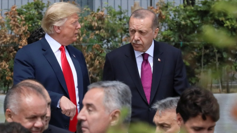 Anger and misunderstanding fuel Turkey-US standoff