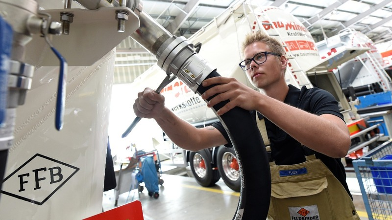 Why Germany could run short of skilled labor