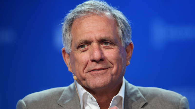 CBS head faces sexual misconduct claims