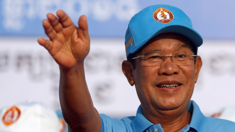 Cambodian voters urged to boycott general election