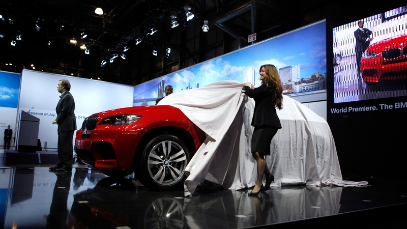 BMW lifts prices in China on U.S.-made SUVs