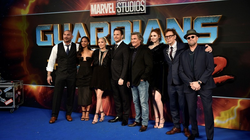 'Guardians' stars out to save their fired director