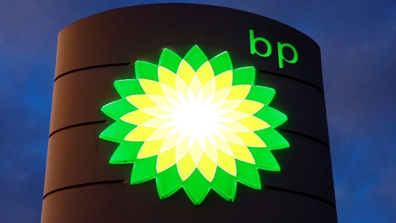 Higher oil prices and output boost BP