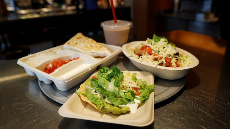Chipotle shares slump after diners' stomachs churn