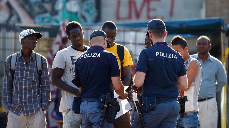 Italy's tough migrant stance blamed for racism