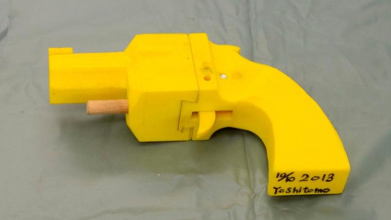 Judge halts release of 3-D printed gun designs