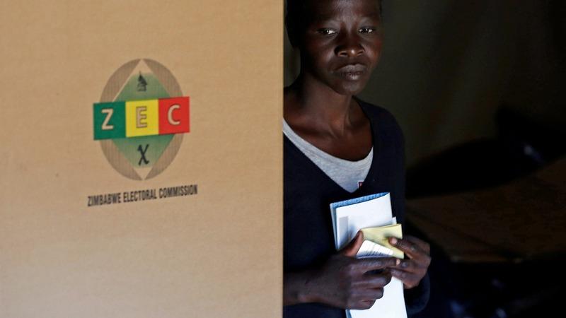 Zimbabwe's voters stick with Mugabe's old party