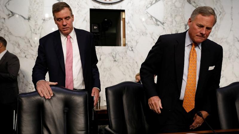 Senators demand more action on internet meddling