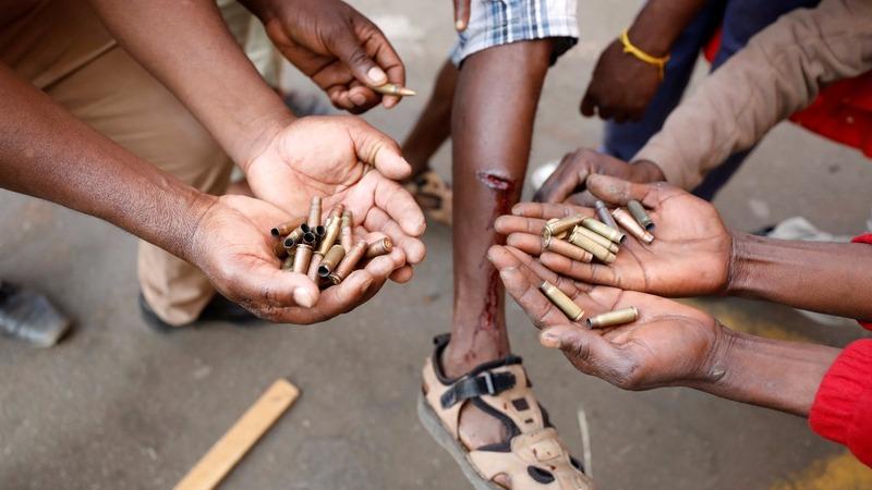 Zimbabwe violence punctures hopes of change