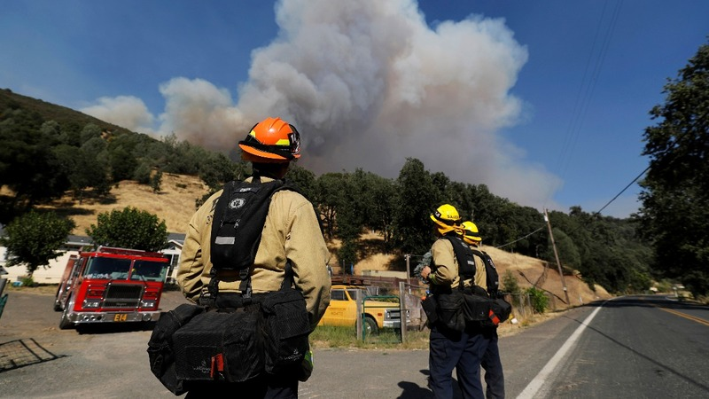 Extreme weather could stoke California fires