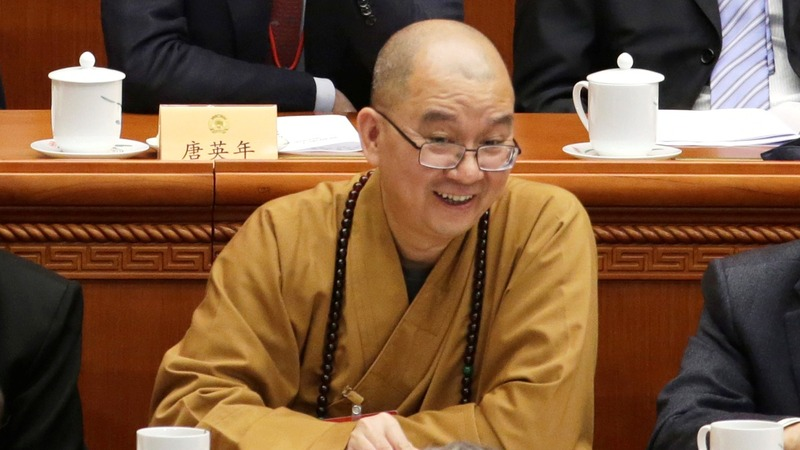 Top Chinese monk accused of sexual abuse