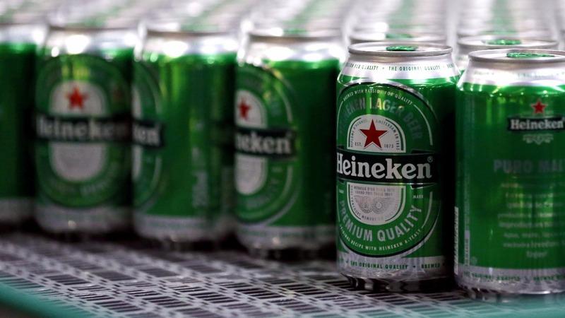 Heineken seals tie-up with China brewing giant