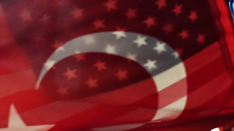 U.S., Turkey agree to try to resolve disputes