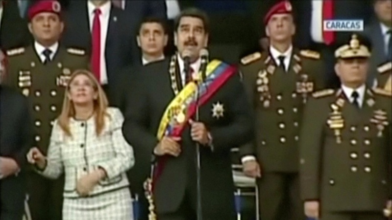 Arrests made after Maduro 'assassination attempt'