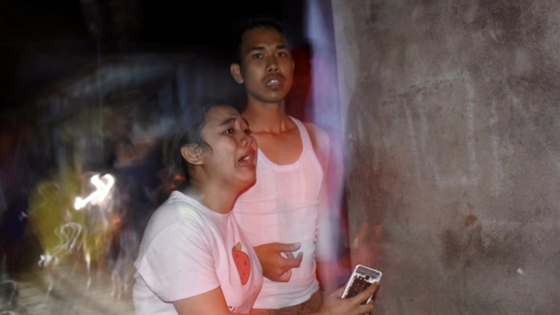 At least 82 killed by 7.0 quake in Indonesia