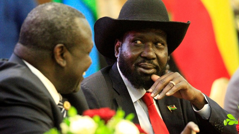South Sudan hails new era of peace
