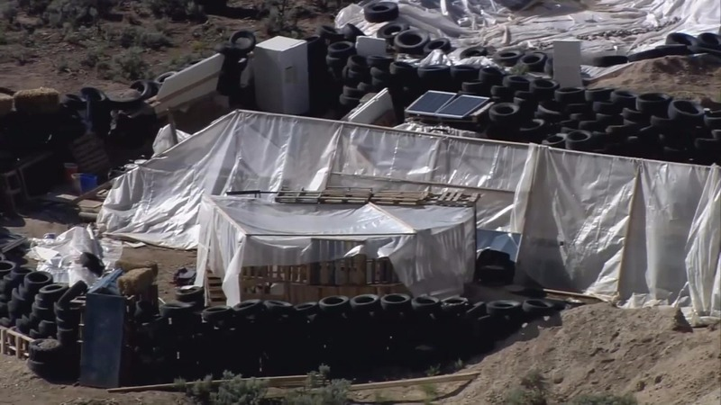 11 kids found at squalid New Mexico compound