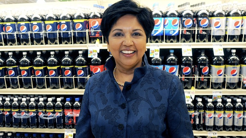 PepsiCo CEO Indra Nooyi to step down
