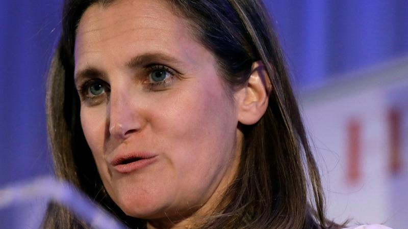 Canada defiant after Saudi Arabia freezes new trade