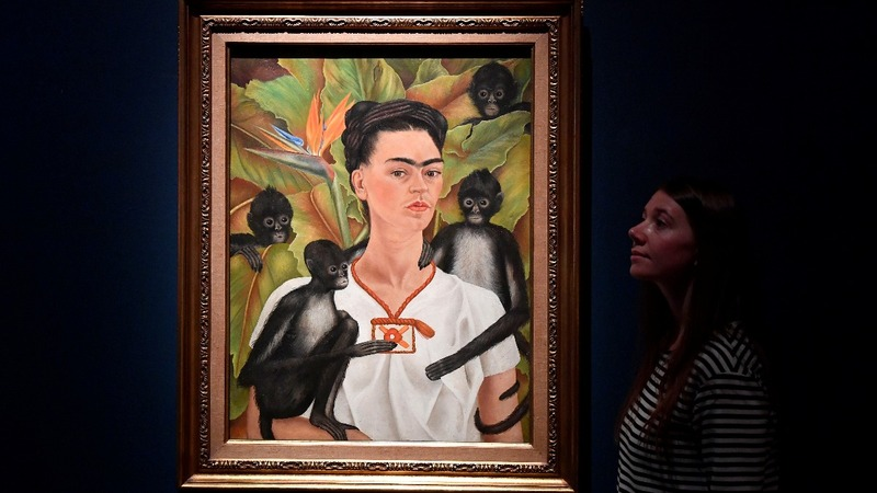 Frida Kahlo sparks political storm in Hungary