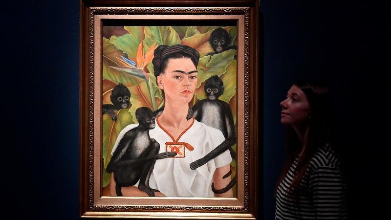 Frida Kahlo sparks political storm in Hungary