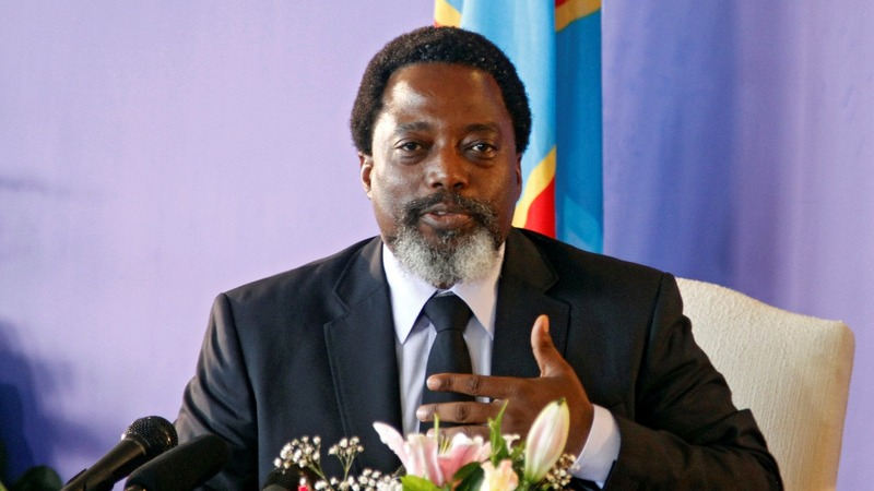 Congo's president will end his extended rule