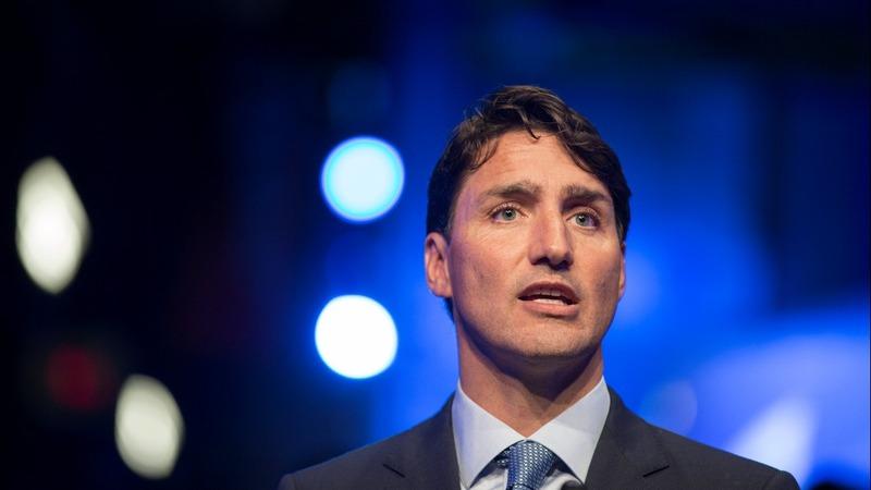 Trudeau keeps focus on human rights amid Saudi feud