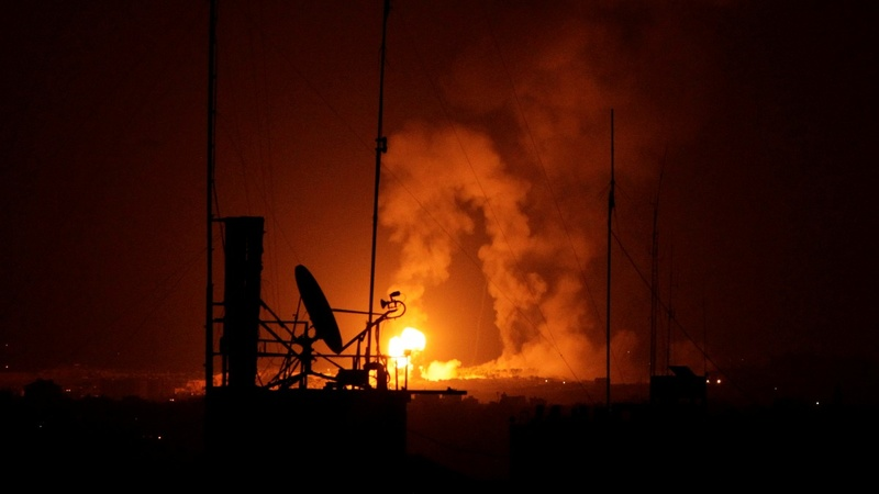 Woman, child die as Israel-Gaza battle escalates