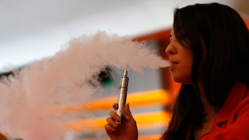Trump's tariffs on China cloud vaping's future
