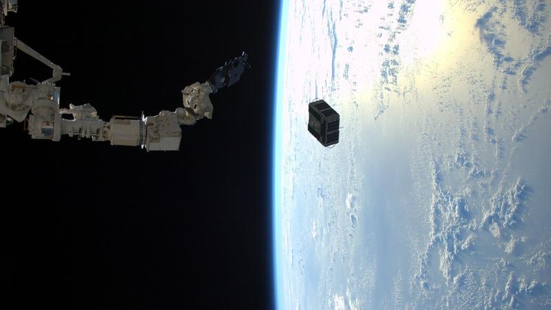 VERBATIM: Pence sees 'new battlefield' in space