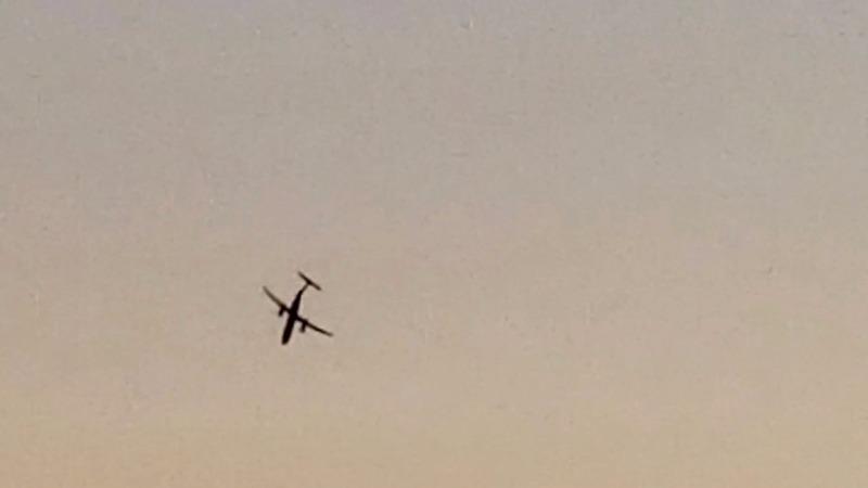 Airline worker dies after stealing airplane