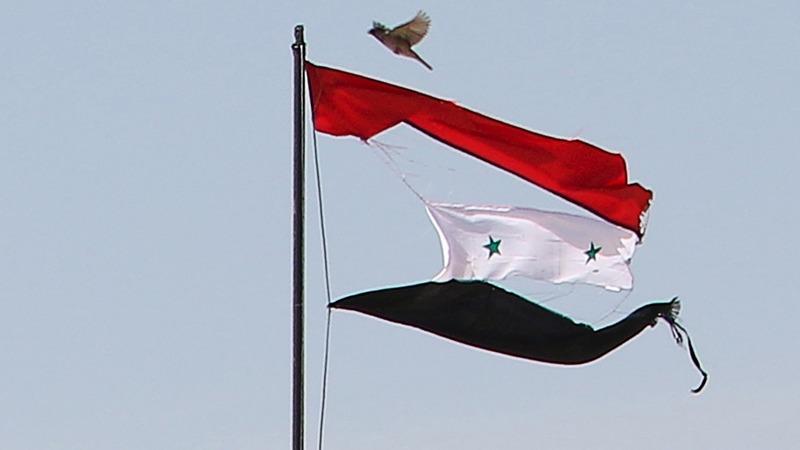 Strikes hit Syria's last rebel-held bastion