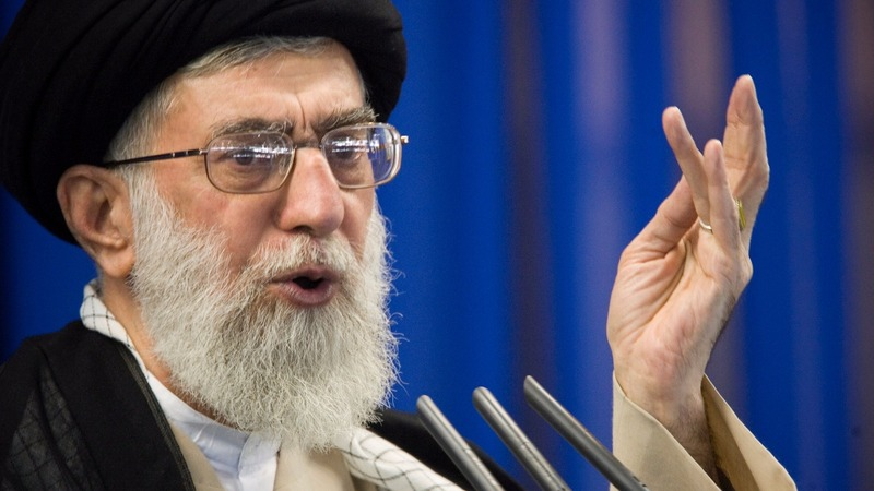 Iran's Khamenei rejects talks with Trump