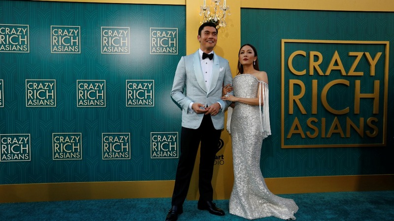 Can 'Crazy Rich Asians' pull off Hollywood hit?