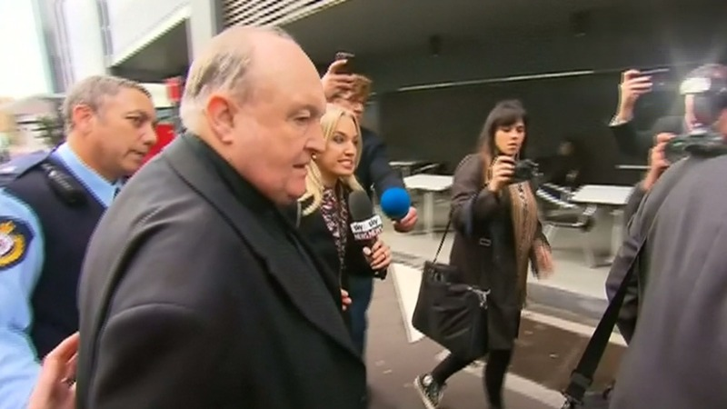 Convicted Archbishop delivered home sentence