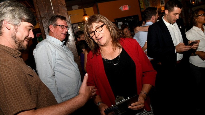 Transgender woman wins Vermont governor primary