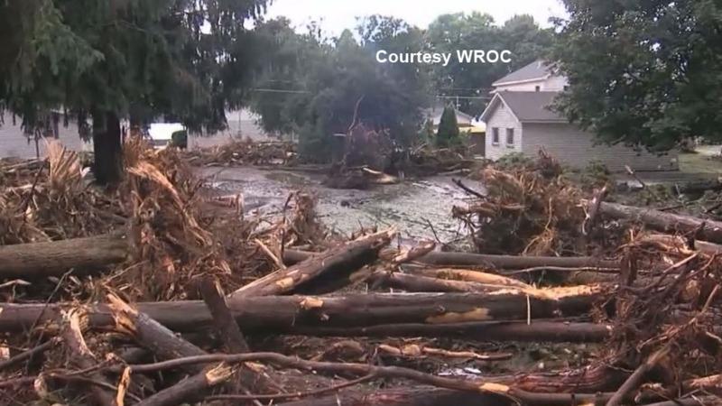 INSIGHT: Floods batter northeastern U.S.