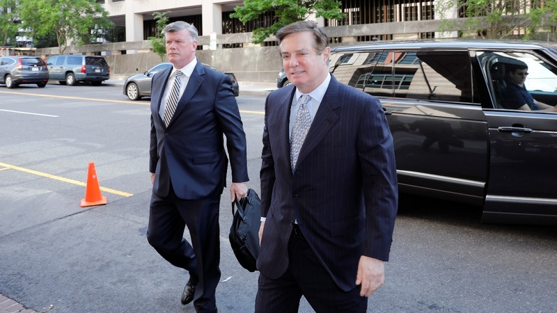Manafort's case heads to the jury