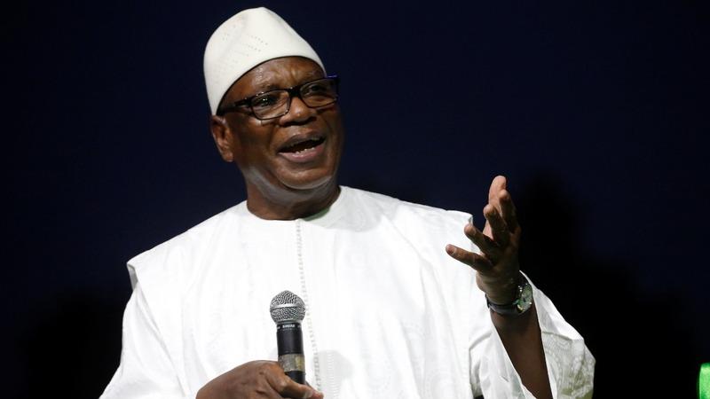 Incumbent Keita wins Mali run-off election