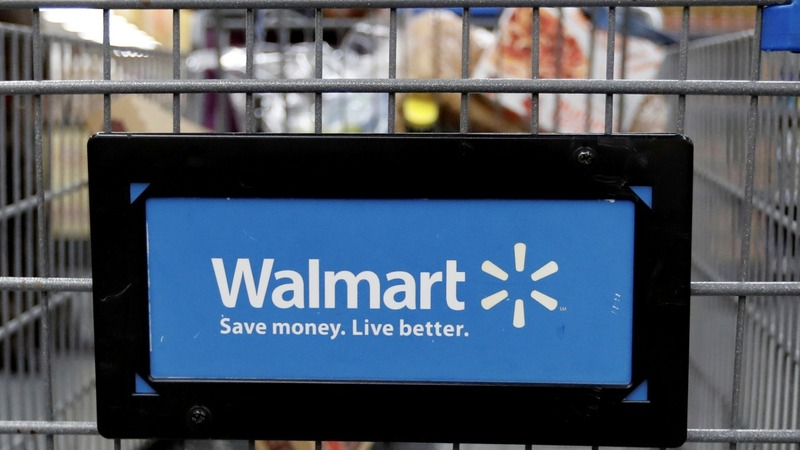 Walmart sees boom in sales online and in-store