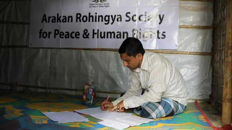 Rohingya refugees' own list tallies 10,000 dead