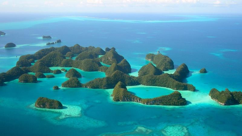 Palau caught up in China-Taiwan tug-of-war