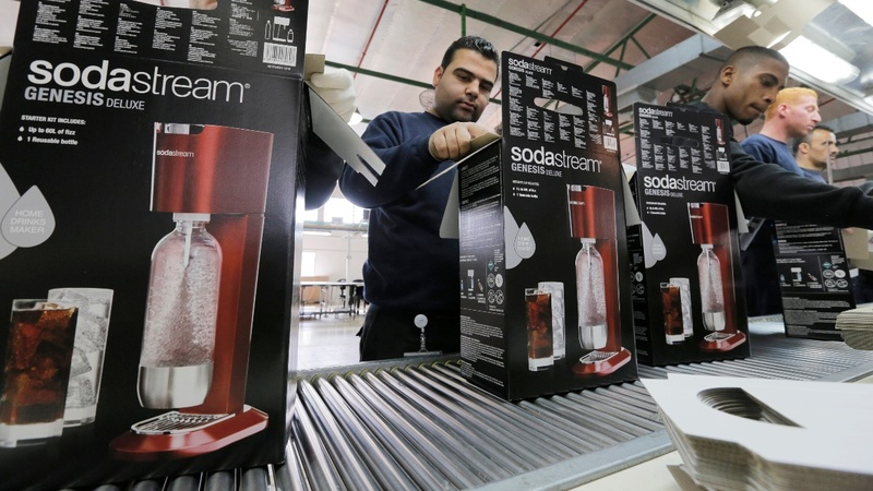 PepsiCo buys SodaStream for $3.2billion
