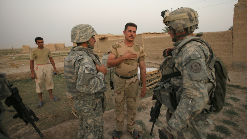 Pentagon sounds alarm on drop-off in Iraqi refugees