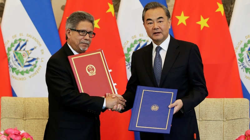 Taiwan loses third ally this year to China