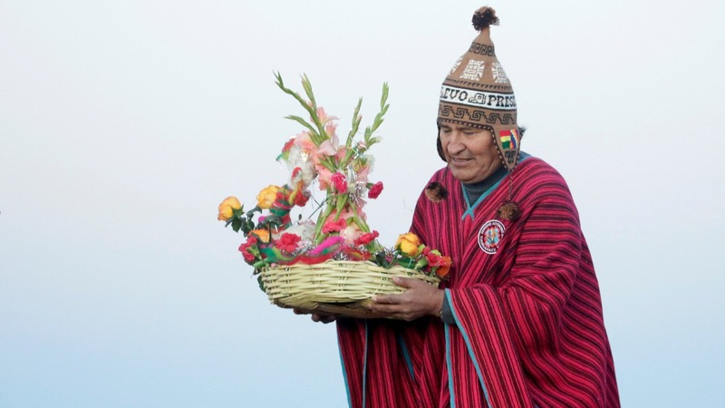 Indigenous Bolivians seek change after 12 years of Morales