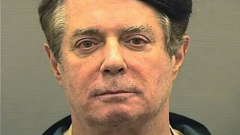 Paul Manafort found guilty on 8 counts