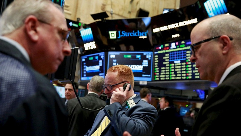 Markets mixed after a tough day for Trump