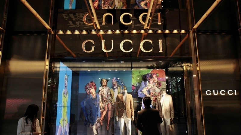 Global luxury brands chase China's millennials