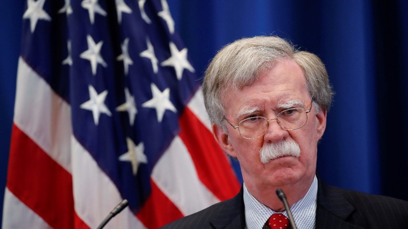 Hands off 2018 midterms, Bolton says he told Russia